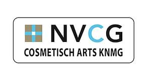 Logo cosmetisch arts KNMG A
